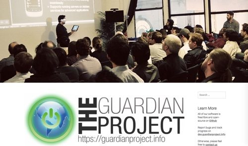 "The Guardian Project ""width ="" 500 ""height ="" 295 ""/>   <p class="