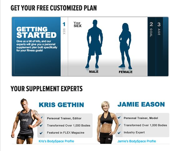 The simple supplement researcher at Bodybuilding.com leads consumers to a good solution. &quot;Width =&quot; 570 &quot;height =&quot; 484 &quot;/&gt;   <p class=