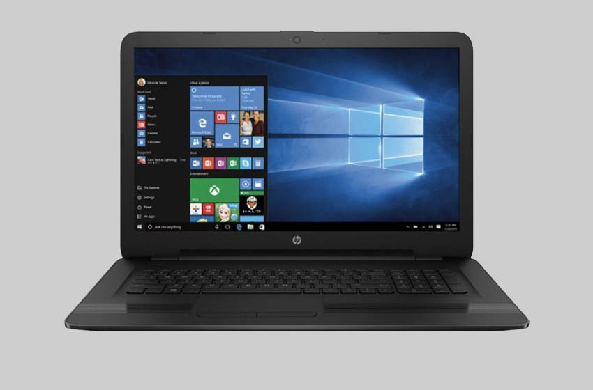 Small budget notebooks under $ 500 - HP Pavilion 17