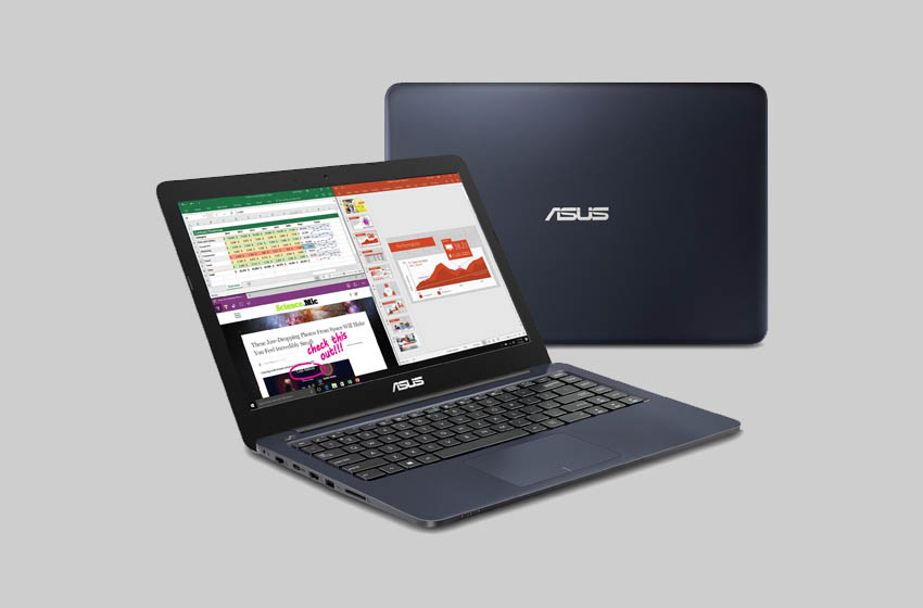 Small budget notebooks under $ 500 - ASUS VivoBook