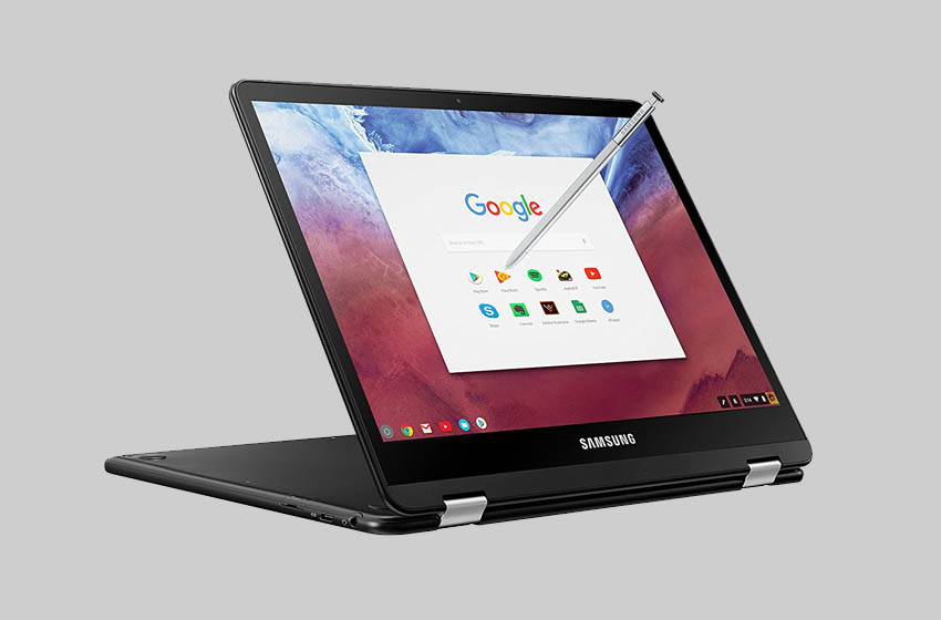Small budget notebooks under $ 500 - Samsung Chromebook