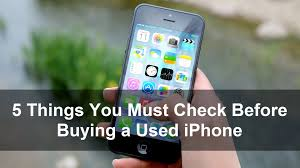 5-Things-to-Consider-When-Buying-a-Second-Hand-iPhone
