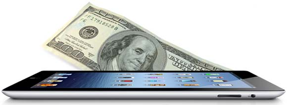 6 Ways To Make Money From Your Tablet